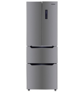 Combina frigorifica Heinner HCFD-H300XA+