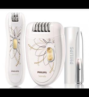 Set de epilare Philips HP6540